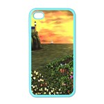 Eddie s Sunset iPhone 4 Case (Color)