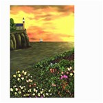 Eddie s Sunset Small Garden Flag (Two Sides)