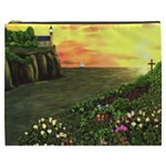 Eddie s Sunset Cosmetic Bag (XXXL)