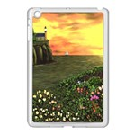 Eddie s Sunset Apple iPad Mini Case (White)