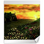 Eddie s Sunset  By Ave Hurley   Square (2) Eddie s Sunset By Ave Hurley   [stretched] Canvas 8  x 10