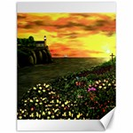 Eddie s Sunset  By Ave Hurley   Square (2) Eddie s Sunset By Ave Hurley   [stretched] Canvas 12  x 16