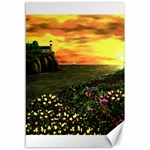 Eddie s Sunset  By Ave Hurley   Square (2) Eddie s Sunset By Ave Hurley   [stretched] Canvas 12  x 18