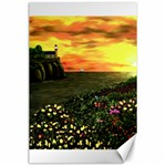 Eddie s Sunset  By Ave Hurley   Square (2) Eddie s Sunset By Ave Hurley   [stretched] Canvas 24  x 36