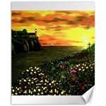 Eddie s Sunset  By Ave Hurley   Square (2) Eddie s Sunset By Ave Hurley   [stretched] Canvas 11  x 14