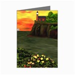 Eileen s Sunset Mini Greeting Card