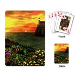 Eileen s Sunset Playing Cards Single Design (Rectangle)