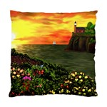 Eileen s Sunset Standard Cushion Case (Two Sides)