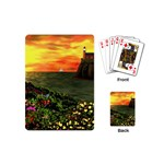 Eileen s Sunset Playing Cards Single Design (Mini)