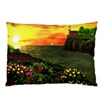 Eileen s Sunset Pillow Case (Two Sides)