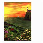 Eileen s Sunset Large Garden Flag (Two Sides)