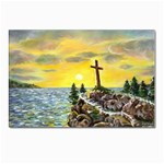 Souls Harbor By Ave Hurley  (1) Postcard 4 x 6  (Pkg of 10)