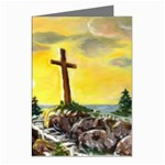 Souls Harbor By Ave Hurley  (1) Greeting Cards (Pkg of 8)