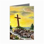 Souls Harbor By Ave Hurley  (1) Mini Greeting Cards (Pkg of 8)