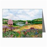 Katy s Pasture Greeting Note Cards (Pkg of 8)