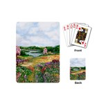Katy s Pasture  Playing Cards Single Design (Mini)