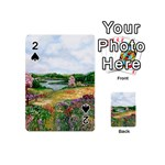 Katy s Pasture  Playing Cards 54 Designs (Mini)
