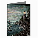 Mason s Lighthouse Greeting Card