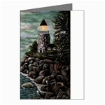 Masons s Point Greeting Cards (Pkg of 8)