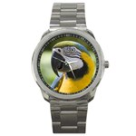 Parrot Sport Metal Watch