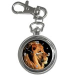Elegant Lion Key Chain Watch