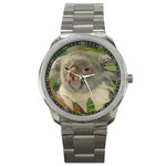 Koala Bear Sport Metal Watch