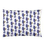 Seahorses Housewares Pillow Case (Two Sides)