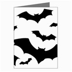 Deathrock Bats Greeting Cards (Pkg of 8)