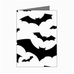 Deathrock Bats Mini Greeting Cards (Pkg of 8)