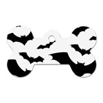 Deathrock Bats Dog Tag Bone (One Side)