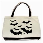Deathrock Bats Basic Tote Bag (Two Sides)