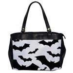 Deathrock Bats Oversize Office Handbag