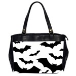 Deathrock Bats Oversize Office Handbag (2 Sides)