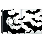 Deathrock Bats Apple iPad 2 Flip 360 Case