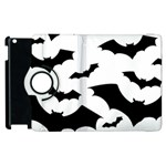 Deathrock Bats Apple iPad 3/4 Flip 360 Case