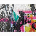 Graffiti Grunge Canvas 12  x 16