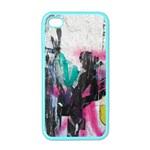 Graffiti Grunge iPhone 4 Case (Color)