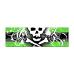 Deathrock Skull Sticker Bumper (10 pack)