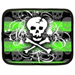 Deathrock Skull Netbook Case (XL)