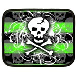 Deathrock Skull Netbook Case (XXL)