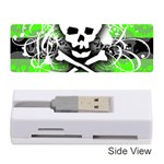 Deathrock Skull Memory Card Reader (Stick)