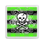 Deathrock Skull Memory Card Reader (Square)
