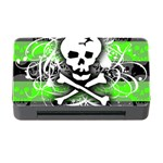 Deathrock Skull Memory Card Reader with CF