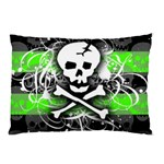 Deathrock Skull Pillow Case (Two Sides)