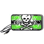 Deathrock Skull Portable Speaker (Black)