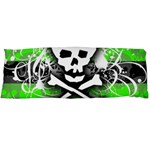 Deathrock Skull Body Pillow Case (Dakimakura)