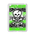 Deathrock Skull Apple iPad Mini 2 Case (White)