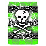 Deathrock Skull Removable Flap Cover (S)