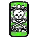 Deathrock Skull Samsung Galaxy Grand DUOS I9082 Case (Black)
