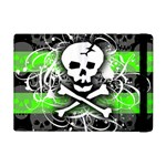 Deathrock Skull Apple iPad Mini 2 Flip Case